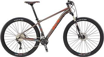 GT 726437M20XL Bicicleta, Unisex Adulto, Multicolor, XL: Amazon ...