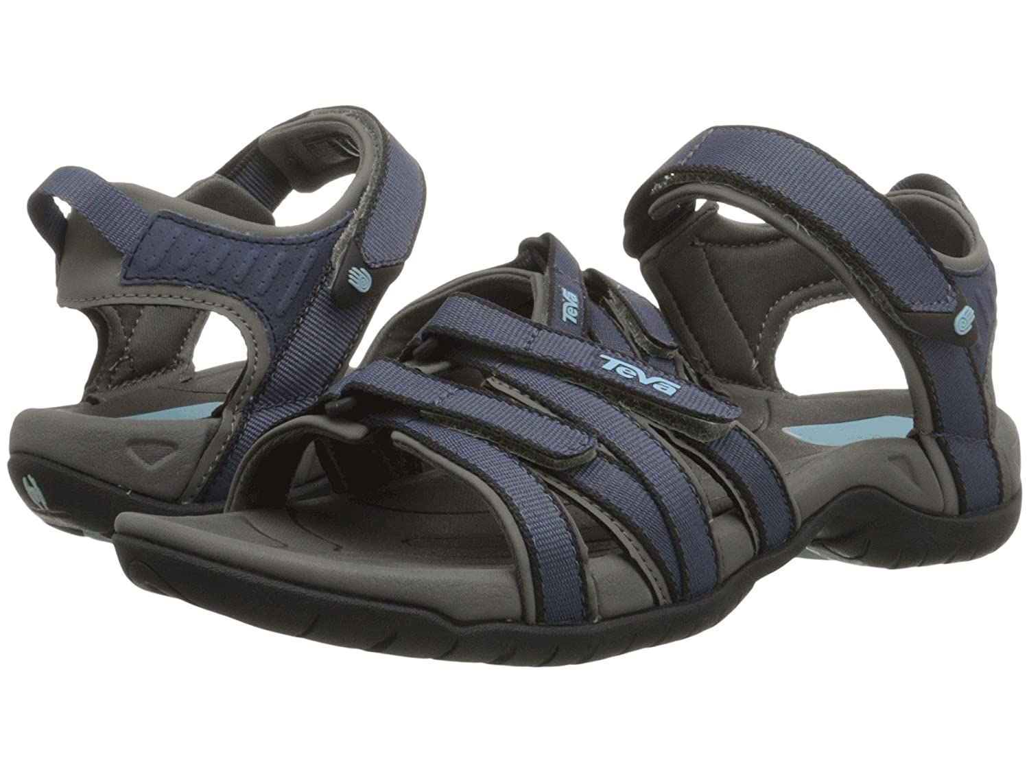 Teva Women's Tirra Athletic Sandal B071YV3WFP 11 B(M) US|Bering-sea