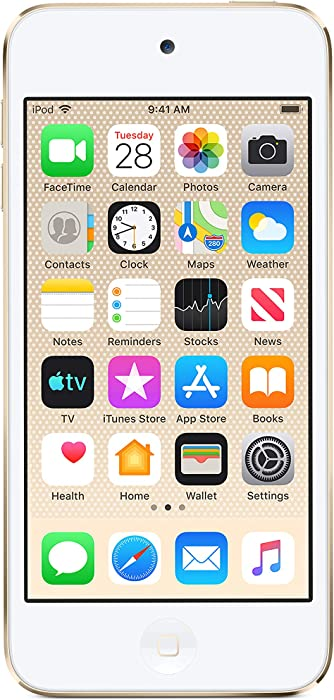 Apple iPod touch (128GB) - Gold (Latest Model)