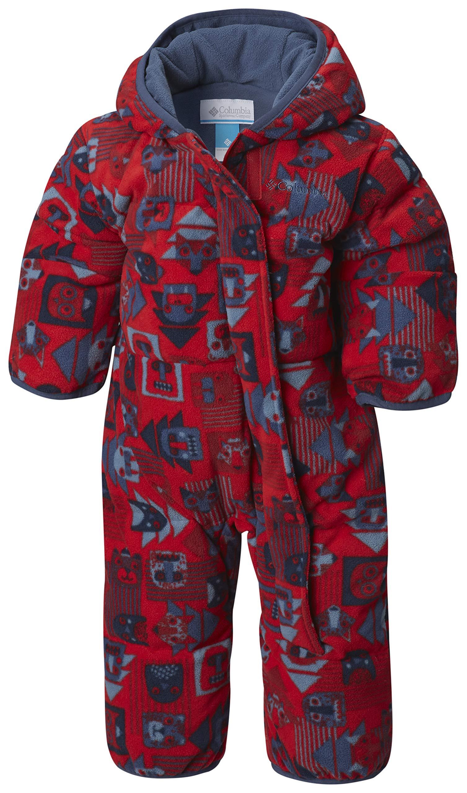 2e244e4289598 Columbia Snuggly - Bunny - Bunting - Polaire - Mixte bébé product image