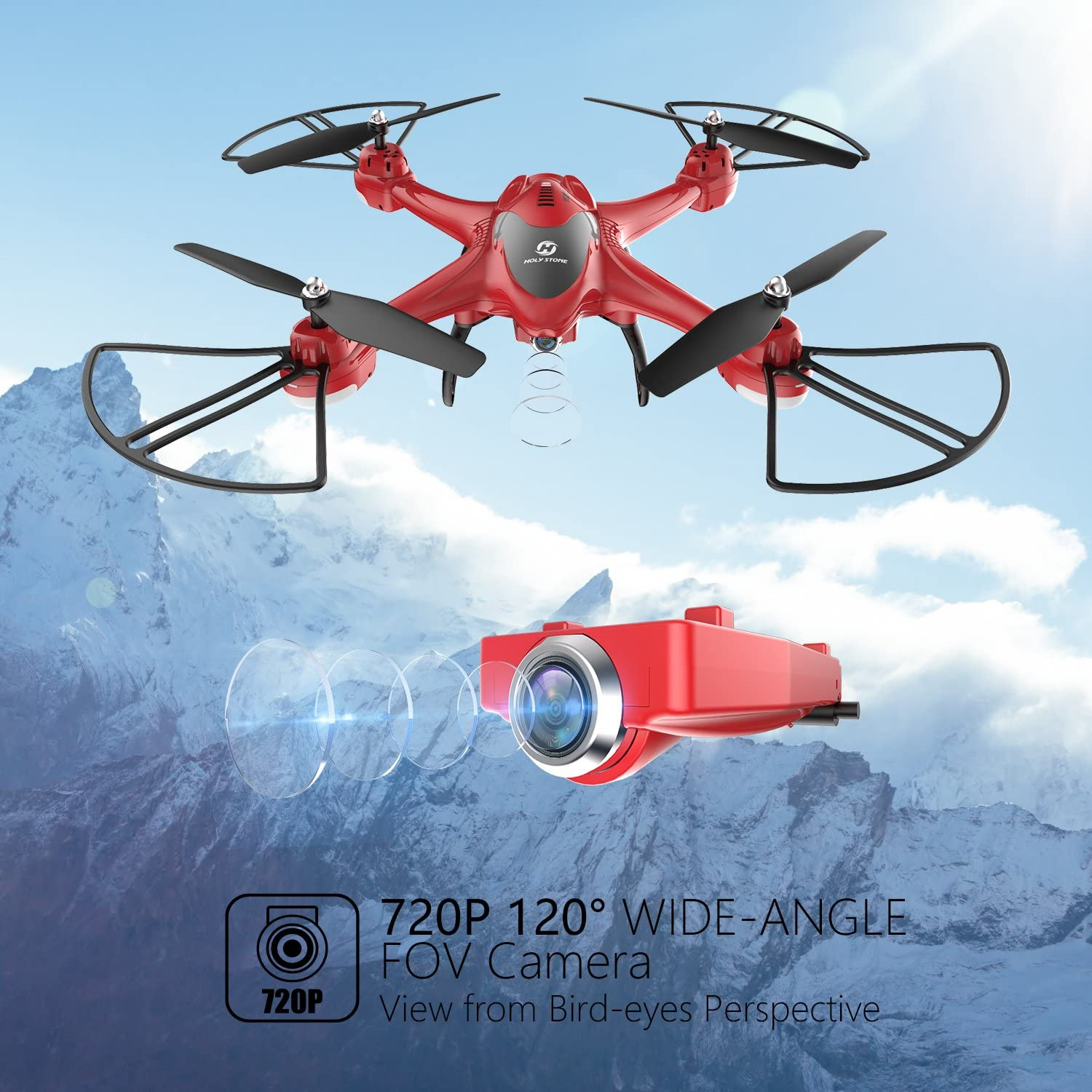 Best RC Helicopter With Camera: Take Great Pictures From Above 1
