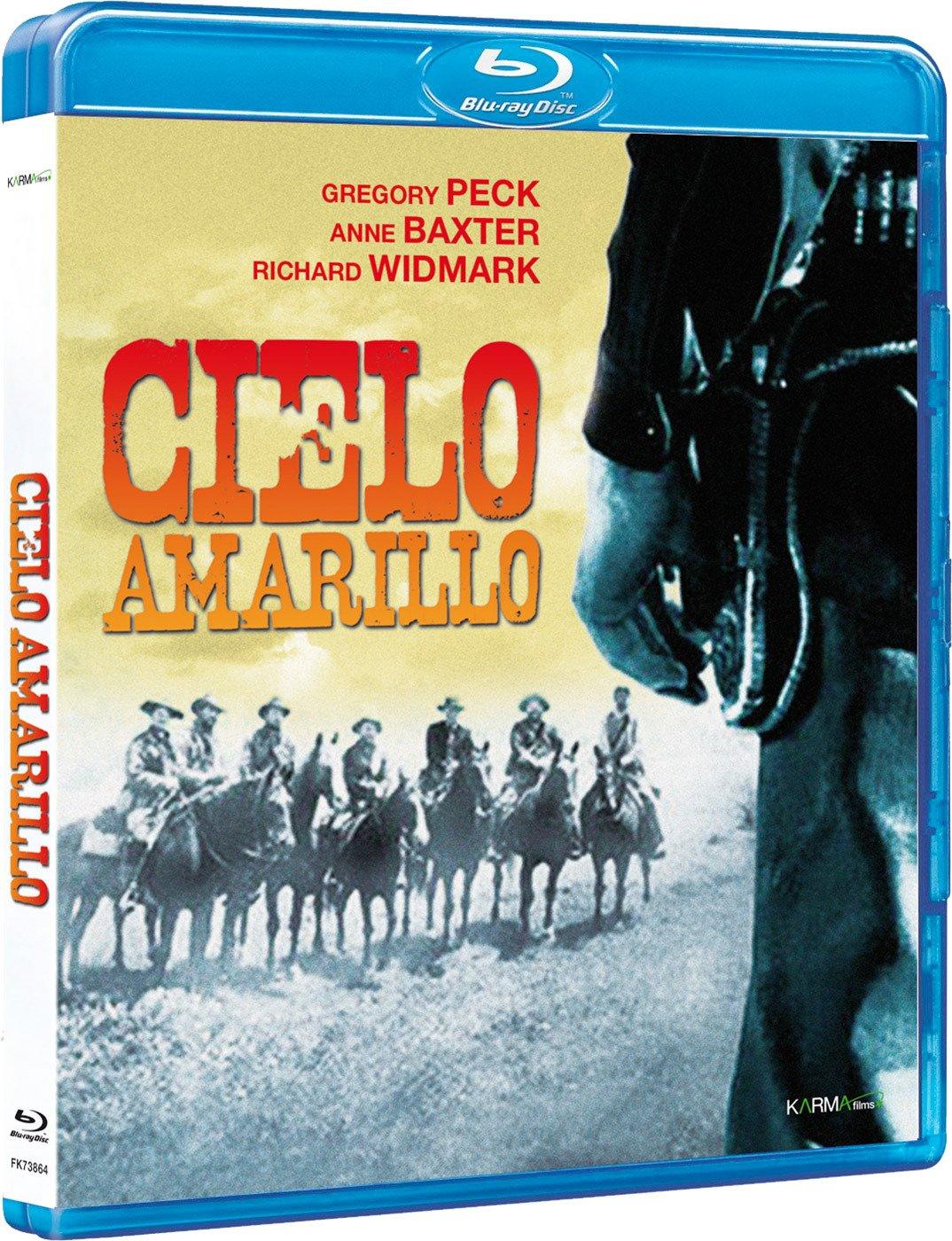 Cielo Amarillo [Blu-ray]