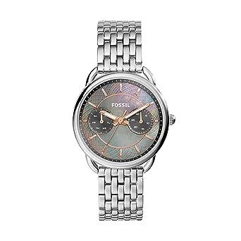 Damenuhren fossil  Fossil Damen-Uhren ES3911: Amazon.de: Uhren