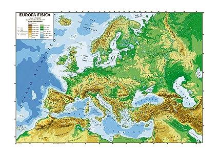 Cartina Europa Con Fiumi Pieterduisenberg