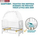 SDADI Baby Crib Safety Tent Pop Up Mosquito Net