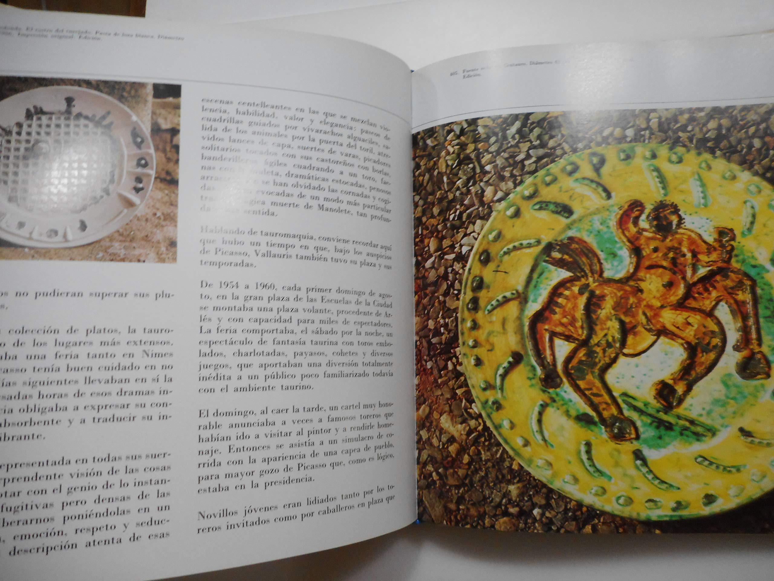 Ceramica de Picasso (Spanish Edition): Georges Ramie ...