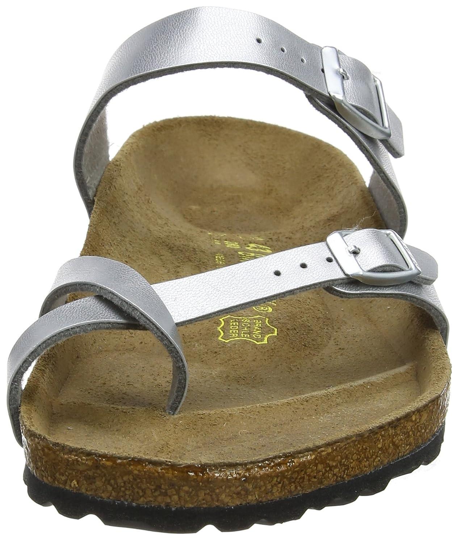 BIRKENSTOCK Mayari 071223, Damen Zehentrenner: MainApps: Amazon.de: Schuhe  & Handtaschen