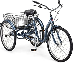 Best 3 Wheel Bikes for Seniors Reviews 2020 [5 Great Choice for Adult] 2