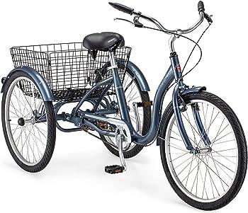 Schwinn Meridian Electric Three Wheel Recumbent Bike
