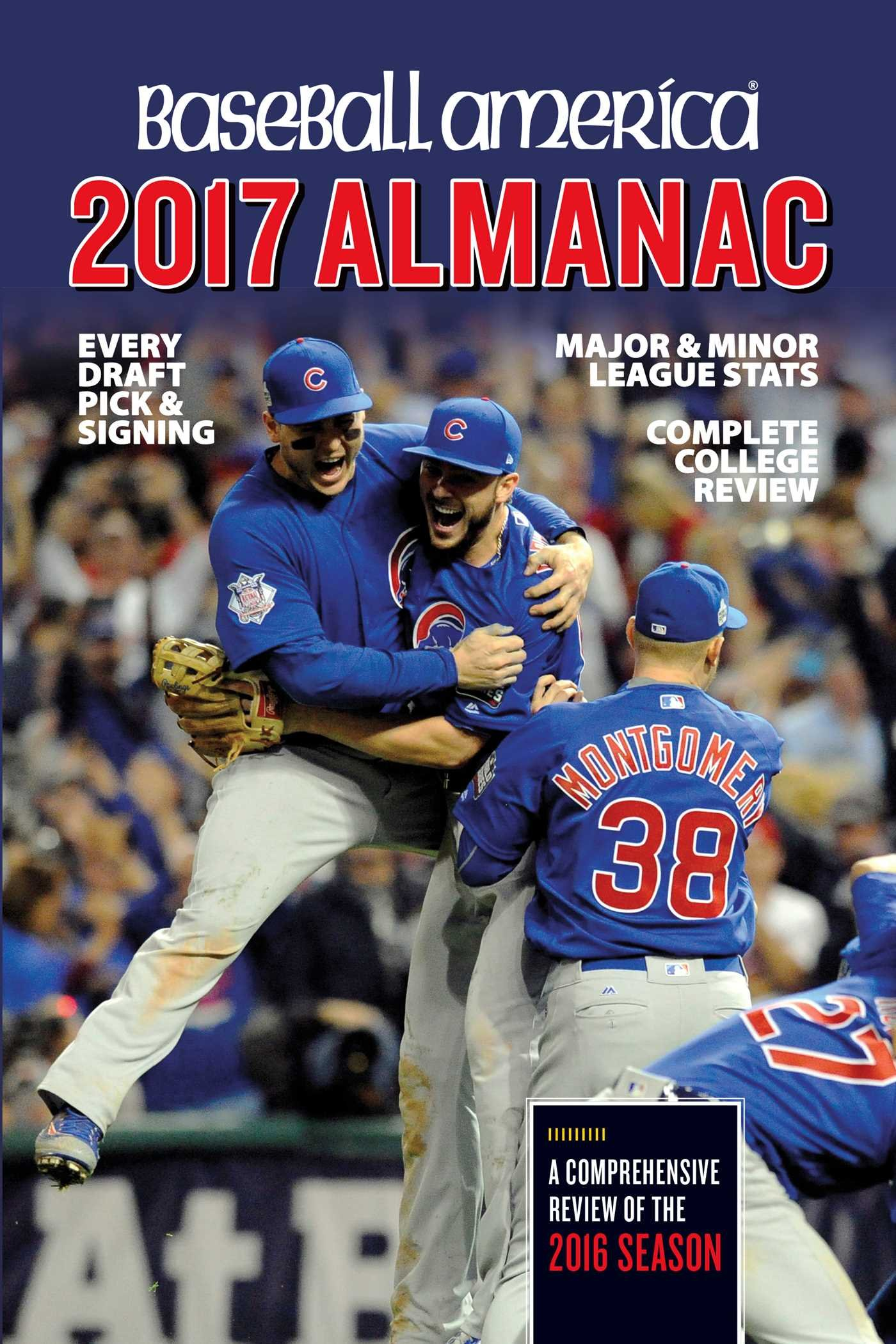 Baseball America 2017 Almanac Comprehensive product image