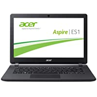 Acer Aspire ES1-311-P6SJ 33,8 cm (13,3 Zoll) Laptop (Intel Pentium N3540, 2,1GHz, 4GB RAM, 500GB HDD, Intel HD Graphics, Win 8.1) schwarz