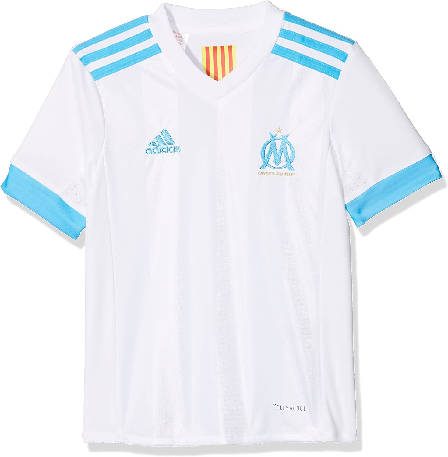maillot foot taille petit adidas