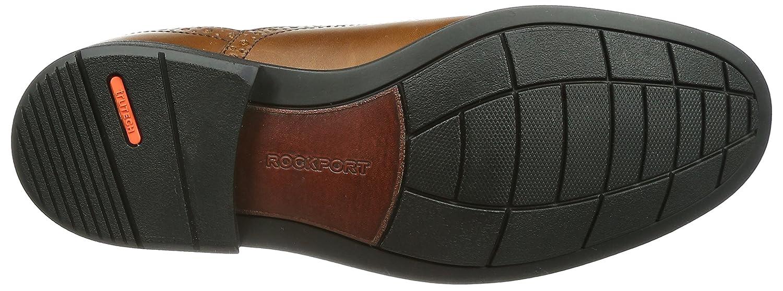 Rockport Madson Herren Madson Rockport Wingtip Derbys Braun (Tan) a60377