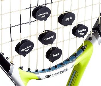 Busybee tenis amortiguador de vibraciones en Pack de regalo de diversión cremallera. Mejor Amortiguador (