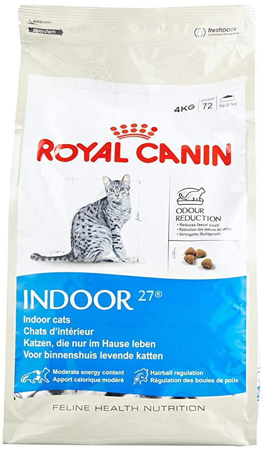 Royal Canin C-58504 Indoor - 4 Kg