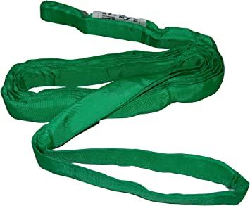 Yellow Endless Round Sling 3-Inch by 20-Foot S-Line 20-ENR3X20 Lifting Sling