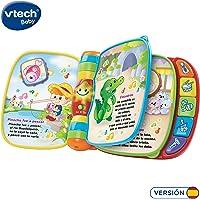VTech Baby - Primeras canciones, Libro musical infantil