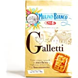 Mulino Bianco Galletti Cookies 14.1 oz each (3 Items Per Order)