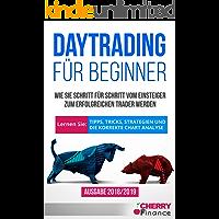 Daytrading für Beginner: Wie Sie Schritt für Schritt vom Einsteiger zum erfolgreichen Trader werden | Lernen Sie: Tipps… book cover