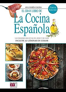 El gran libro de la cocina española (Spanish Edition)