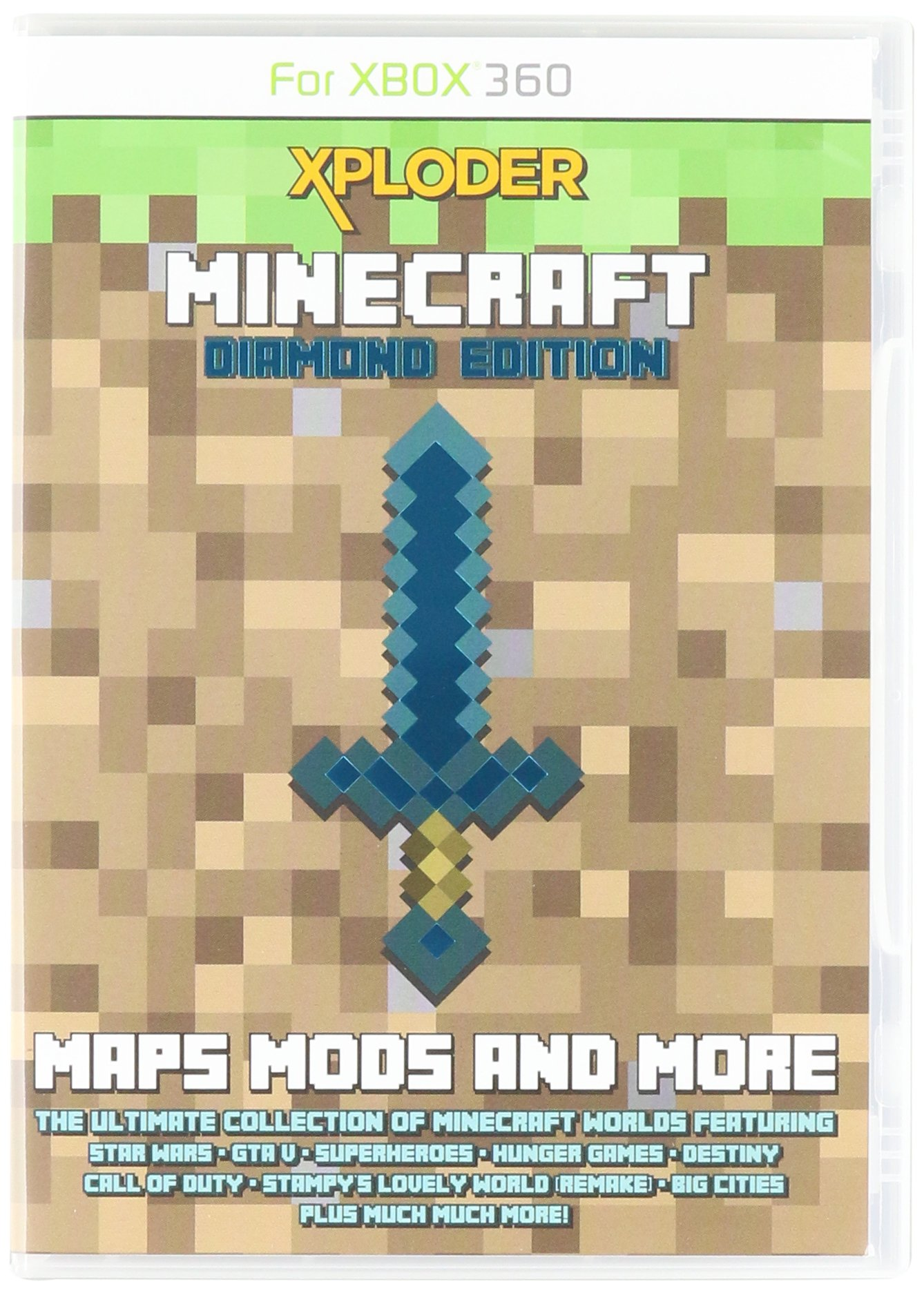 minecraft destiny map