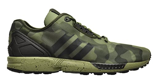 factory price casual shoes look good shoes sale Adidas ZX Flux Decon Men's Shoes St Tent Green m19686 (9 D(M ...