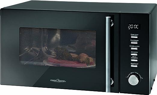 ProfiCook PC-MWG 1045 H - Microondas (1400W, 230V, 50 Hz, 48 ...