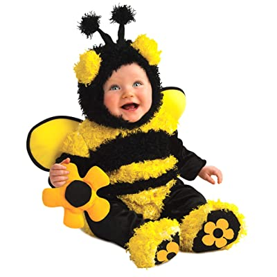 Rubie's Costume Noah's Ark Buzzy Bee Romper Costume: Clothing
