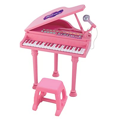Little Virtuoso 2045-P Special Edition Dance Hall Piano - Pink: Toys & Games