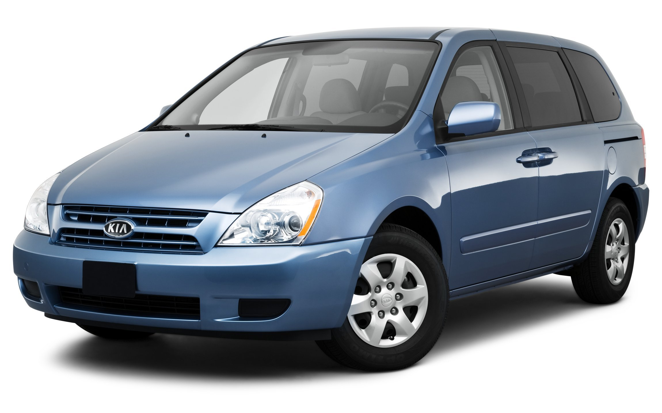 2009 kia sedona 4 door short wheelbase