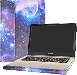 "Alapmk Protective Case Cover for 15.6"" ASUS VivoBook Pro 15 N580VD M580VD N580VN Series Laptop(Warning:Not fit Asus ZenBook Pro 15 UX580GE),Galaxy"