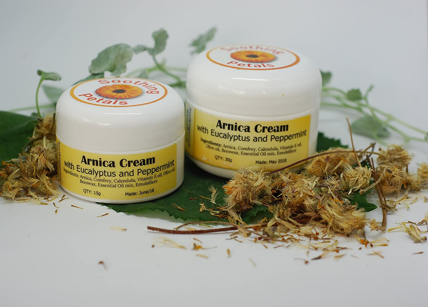 Arnica Ointment Plus
