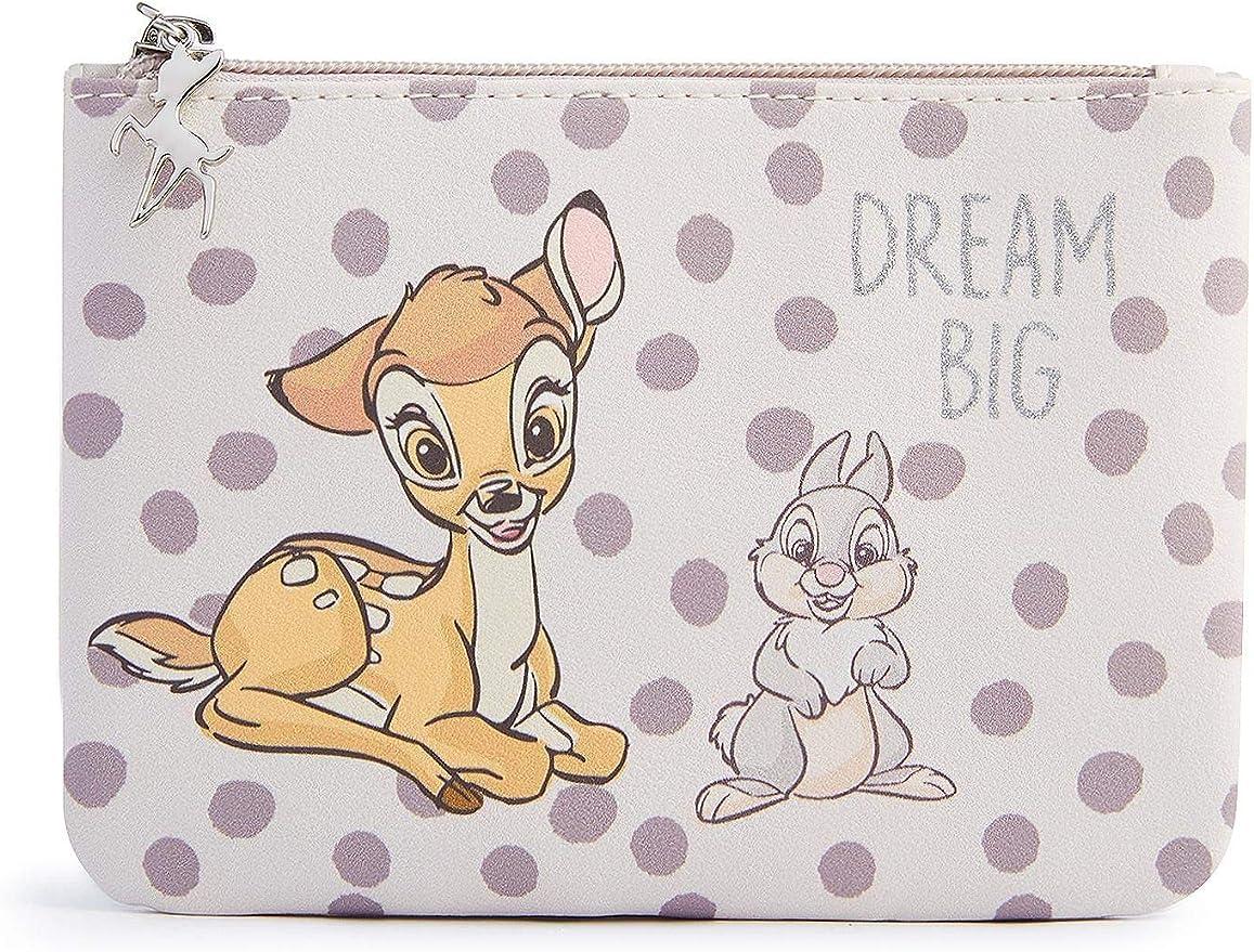 Primark Disney Thumper - Monedero con cremallera (tamaño pequeño): Amazon.es: Belleza