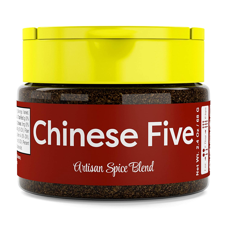 USimplySeason Asian Seasoning (Chinese Five Spice, 2.4 oz)