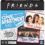 Friends TV Show, The One with The Apartment Bet Party Game, for Adults and Teens Ages 14 and up