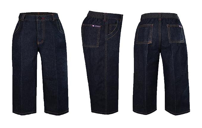 e8501bc98f50 Amazon.com  Unotux Infant Toddler Baby Boys Cotton Denim Jeans with ...