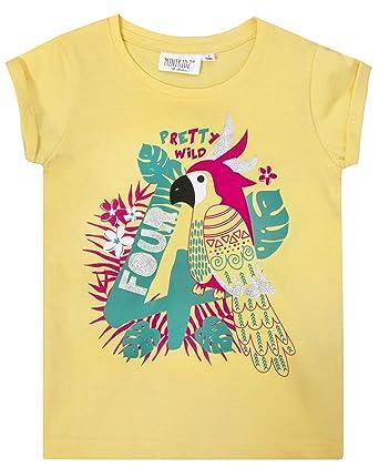 Lora Dora Girls Novelty Birthday Age Number T Shirt 4 Years Amazoncouk Clothing