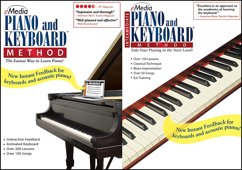 Amazon emedia piano and keyboard method deluxe v3 2 volume amazon emedia piano and keyboard method deluxe v3 2 volume set software hexwebz Image collections
