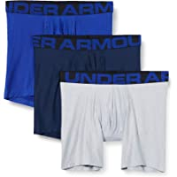 Under Armour Tech 6in 3 Pack - Ropa