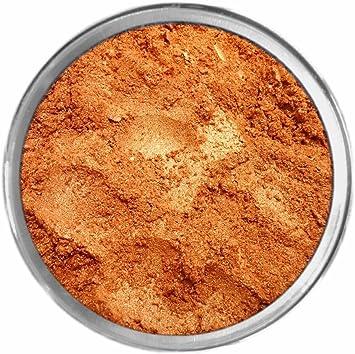 Amazon Com Burnt Orange Loose Powder Mineral Shimmer Multi Use