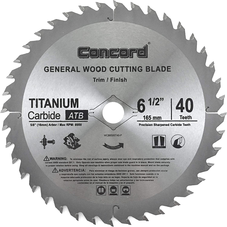 Concord blades TCT general purpose saw blade