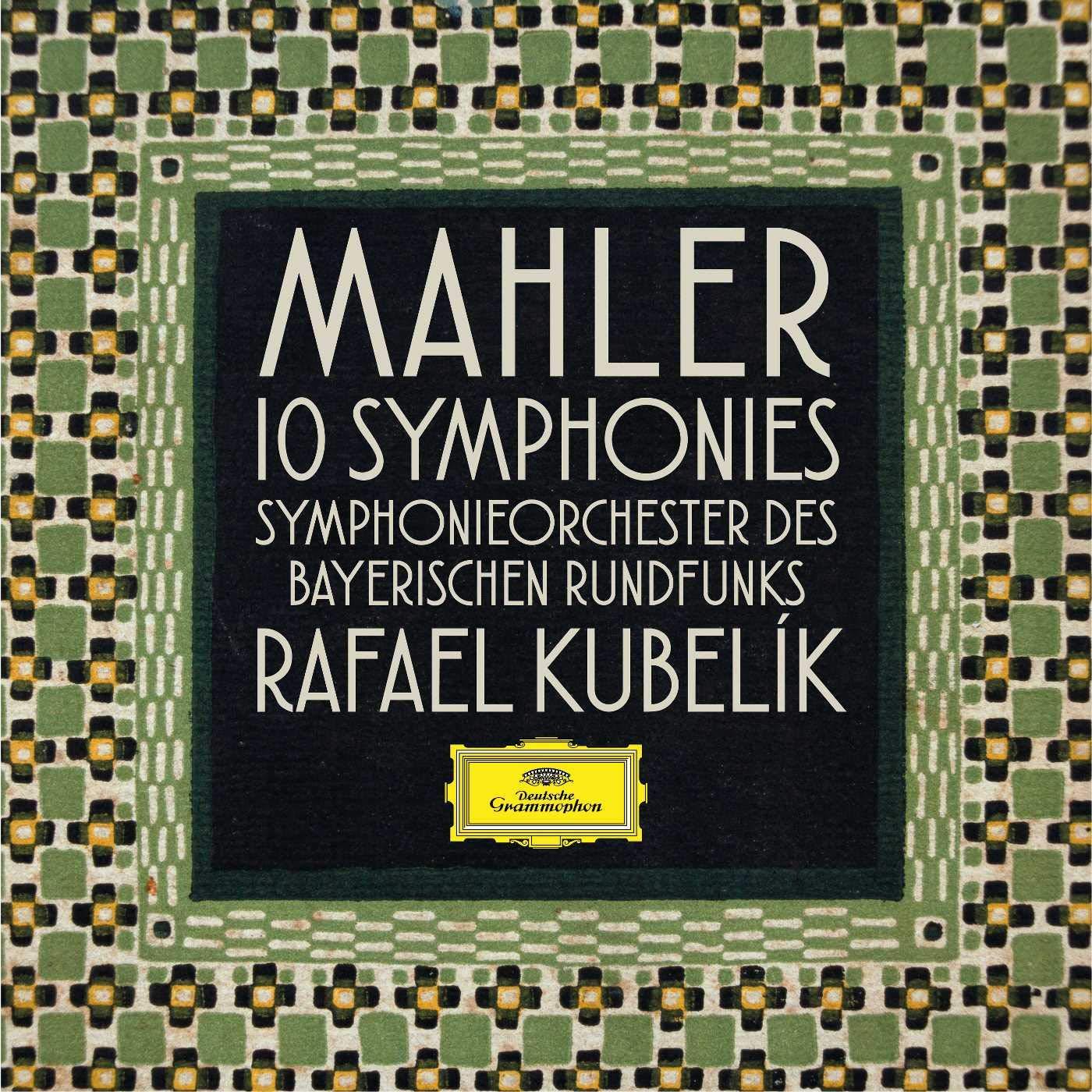 Dedication Mahler: 10 Symphonies CD Audio + Blu-ray Soldering
