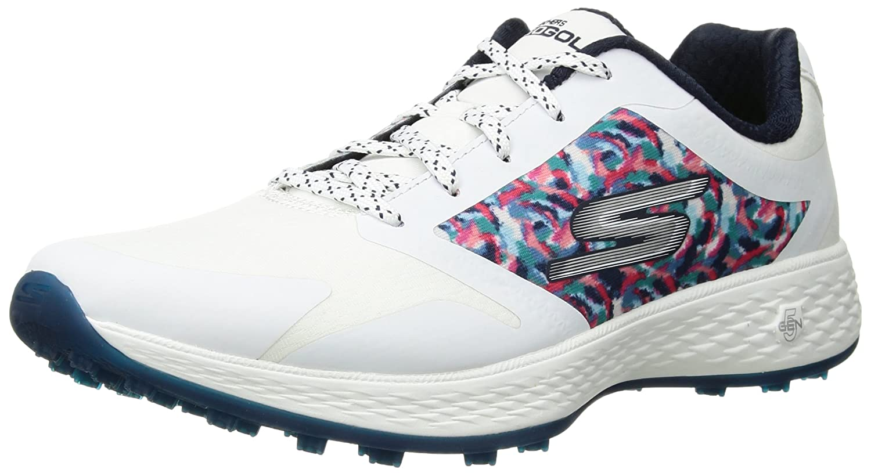 Skechers Women's Go Eagle Major Golf Shoe B074VJVZRV 6 B(M) US|White/Navy