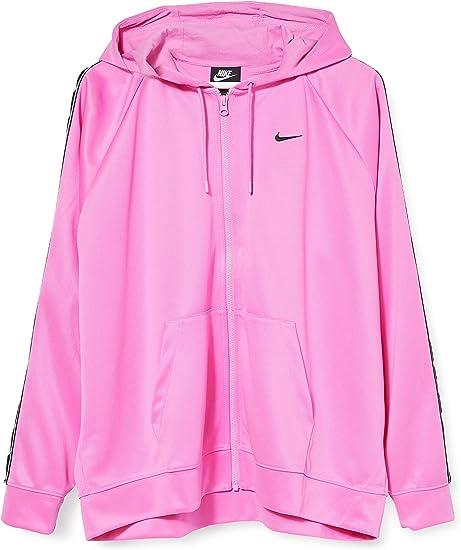 Nike NSW Full Zip Logo Tape Hoodie Femme Hoodie Femme