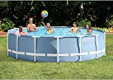 Intex 15ft X 42in Prism Frame Pool Set with