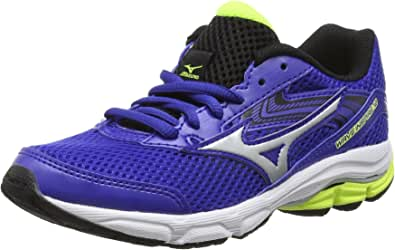Mizuno Wave Inspire 12 Jnr - Zapatillas de running para chico: Amazon.es: Zapatos y complementos