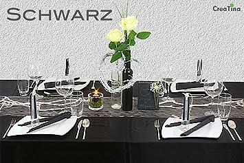 Tischdeko Schwarz Von Creatina Edle Tischdeko Box In Der Farbe