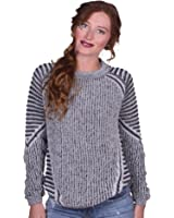 Rip Curl Junior's Wren Crew Neck Pullover Sweater