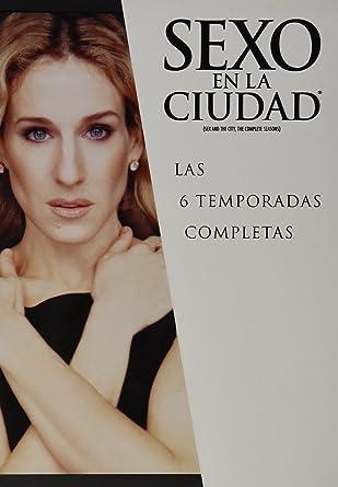 Sexo En La Ciudad La Serie Completa Sex And The City Complete Series Spanish Version
