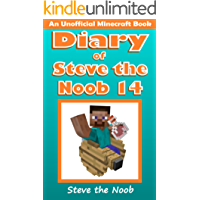Diary of Steve the Noob 14 (An Unofficial Minecraft Book) (Diary of Steve the Noob Collection)